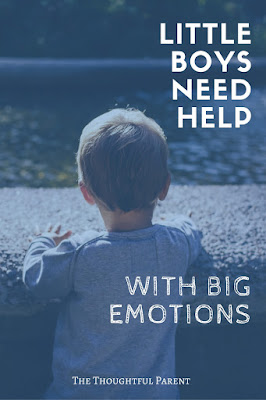 Little Boys Need Help with Big Emotions