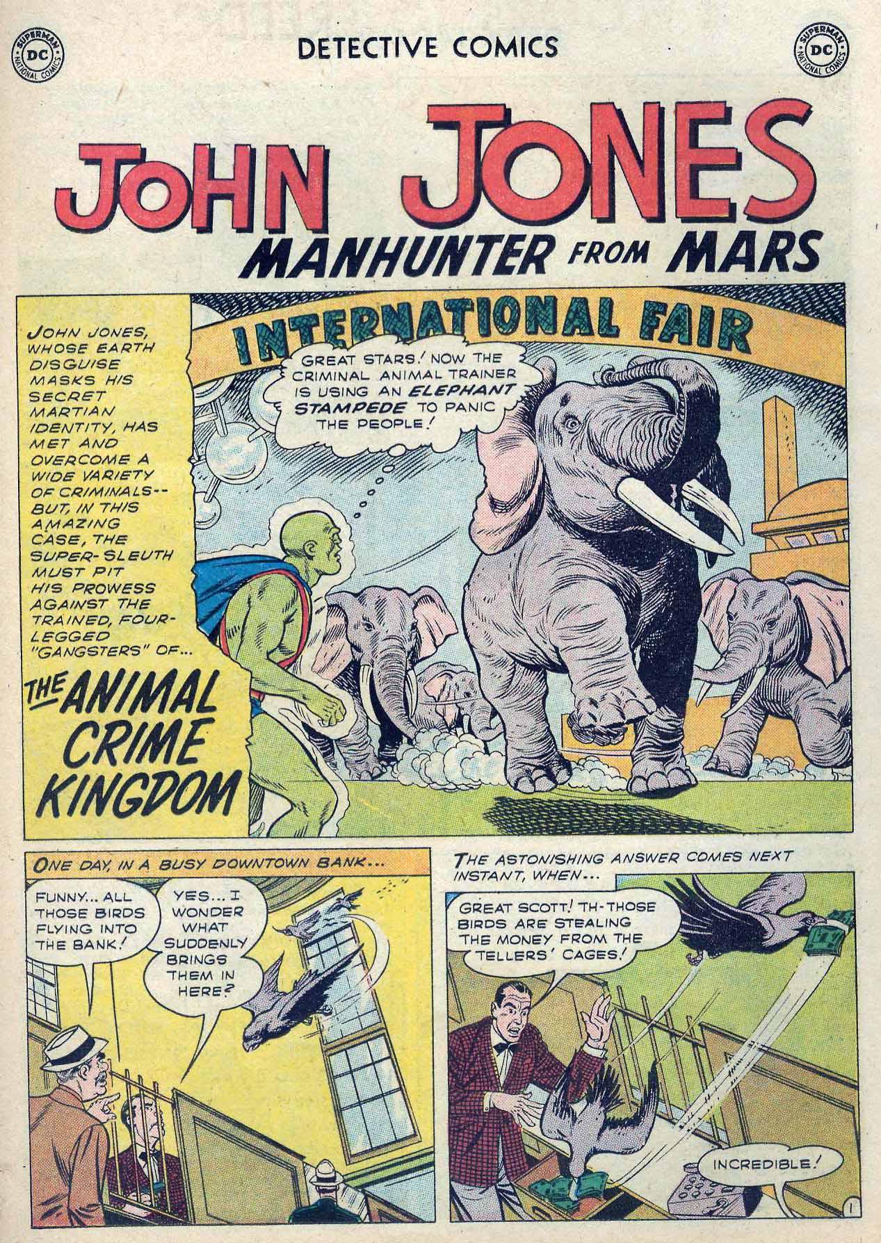 Read online Detective Comics (1937) comic -  Issue #262 - 27