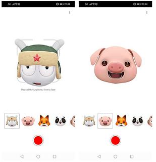 Cara Dapatkan Xiaomi Animoji di Perangkat Android 5.0+
