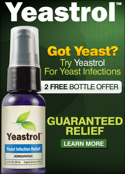Yeastrol, Give your body a fresh start with the Yeastrol Candida Cleanse!