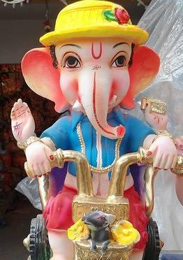 Cute Lord Ganesha Hd Wallpapers Happy Ganesh Chaturthi 2020 God Wallpaper