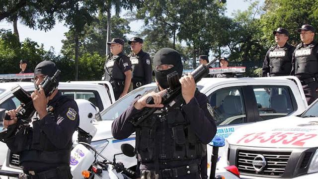 Acusan a unidad policial entrenada y  financiada por EE.UU. de ejecuciones en El Salvador