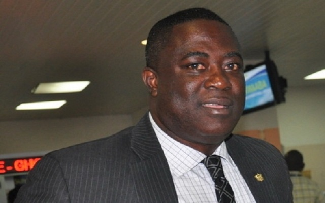 Buy guns for your protection – Afotey Agbo charges MPs