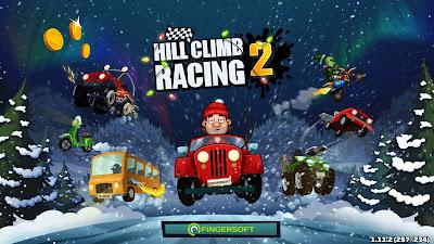 تحميل لعبة Hill Climb Racing 2 v1.18.0 مهكرة للاندرويد (اخر اصدار)