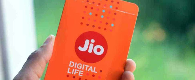 Jio gives 10 GB data free