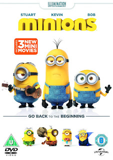 Minions [DVD], Amazon Video: Kids Movie, Bargains to Buy £5.00
