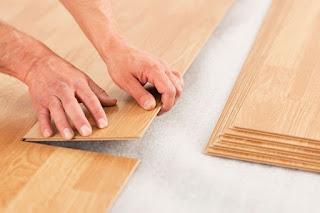 Jual lantai kayu vinyl harga murah