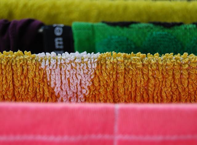 towel, pyyhe, pyyhkeet, värit, sisustus, marimekko, hay, kodin ykkönen, clothesline