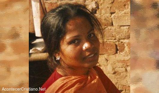 Cristiana Asia Bibi condenada a muerte