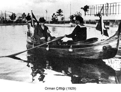 Atatürk 1929 Fotoğraf