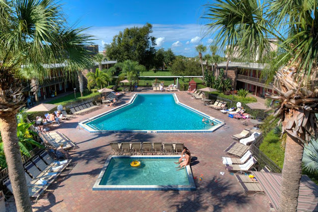 Rosen Inn International em Orlando