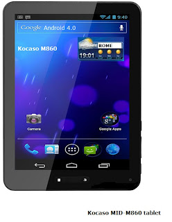 Kocaso M860 tablet