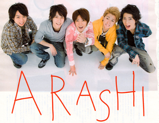Arashi coming to Hawaii for their 15th Anniversary
