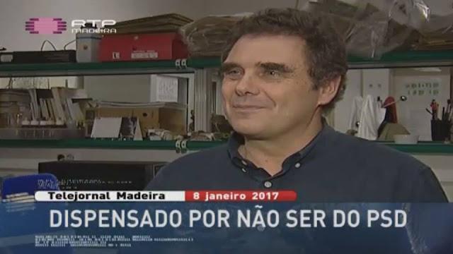RTP-MADEIRA - PSD - AFILHADISMO