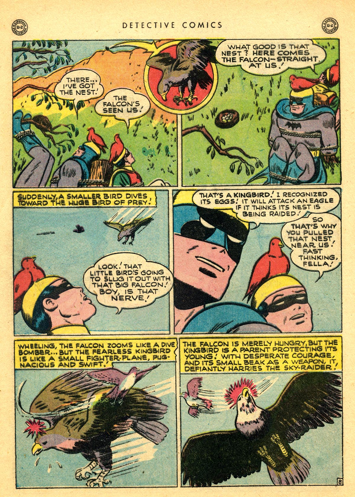 Detective Comics (1937) 120 Page 9