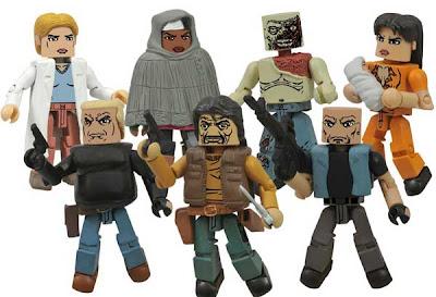 The Walking Dead - minimate series 4