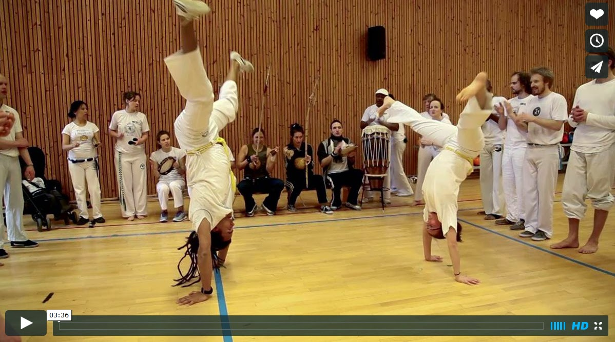 Video from GUC Vårroda in Trondheim 2014