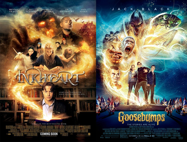 Goosebumps Einglish Movie 2015 - Free Movie Download