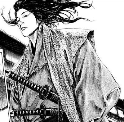 Musashi Miyamoto A Traves De La Trilogia Samurai Y Del Manga Vagabond