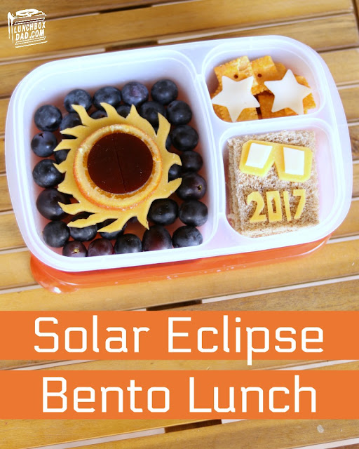 solar eclipse lunch