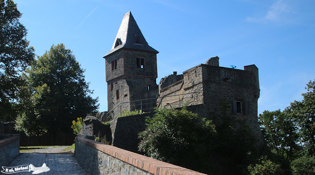 Castelo de Frankenstein, Alemanha