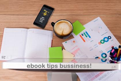 Download 15 Ebook Tips Bisnis secara gratis