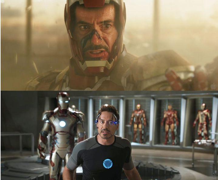Iron Man 3 (2013) - Screenshots