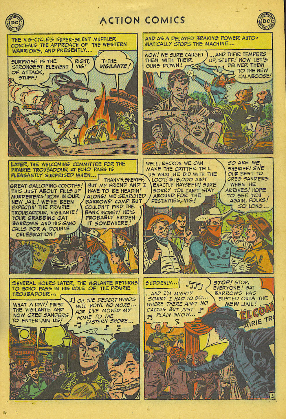 Read online Action Comics (1938) comic -  Issue #157 - 33