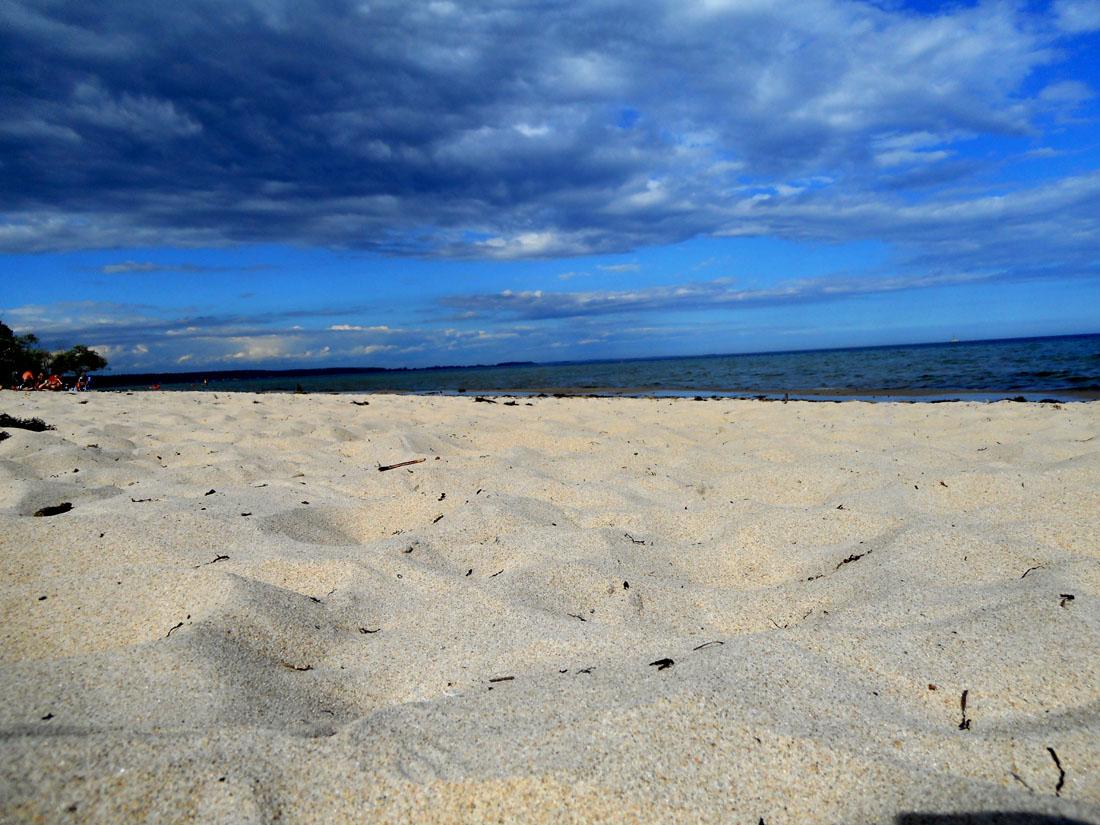 Il mare ad Åhus