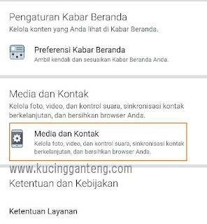 Cara Mematikan Autoplay Video di Facebook Android