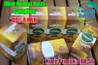 Obat Herbal Penyakit Kista Ganglion
