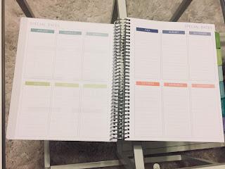 professional post-grad planner | brazenandbrunette.com