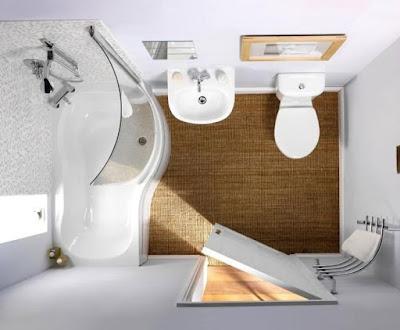 di kamar mandi mungkin bukanlah hal yang istimewa 50+ Desain Kamar Mandi Minimalis dengan Shower