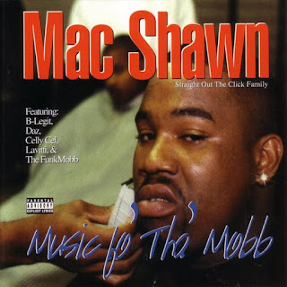 Mac Shawn – Music Fo Tha Mobb (1997) [CD] [FLAC]