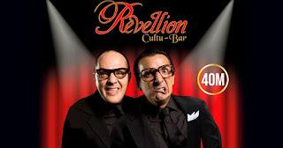 ANTONIO SANINT Y JULIÁN ARANGO EN REVELLION 2