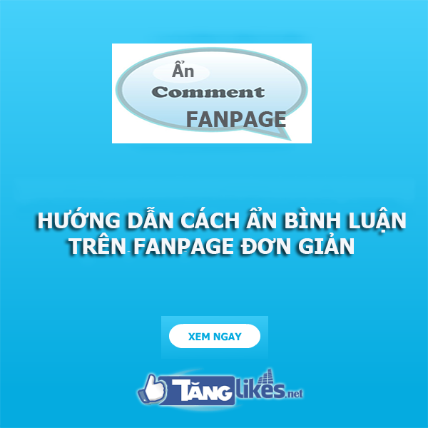 an comment tren fanpage