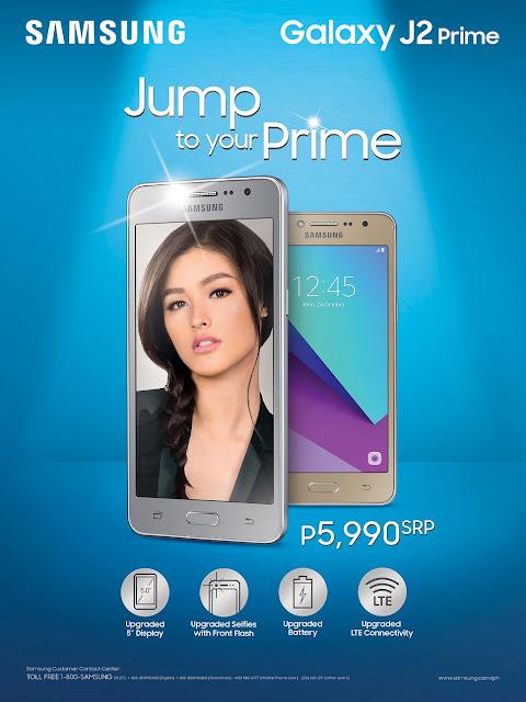 Galaxy J2 Prime