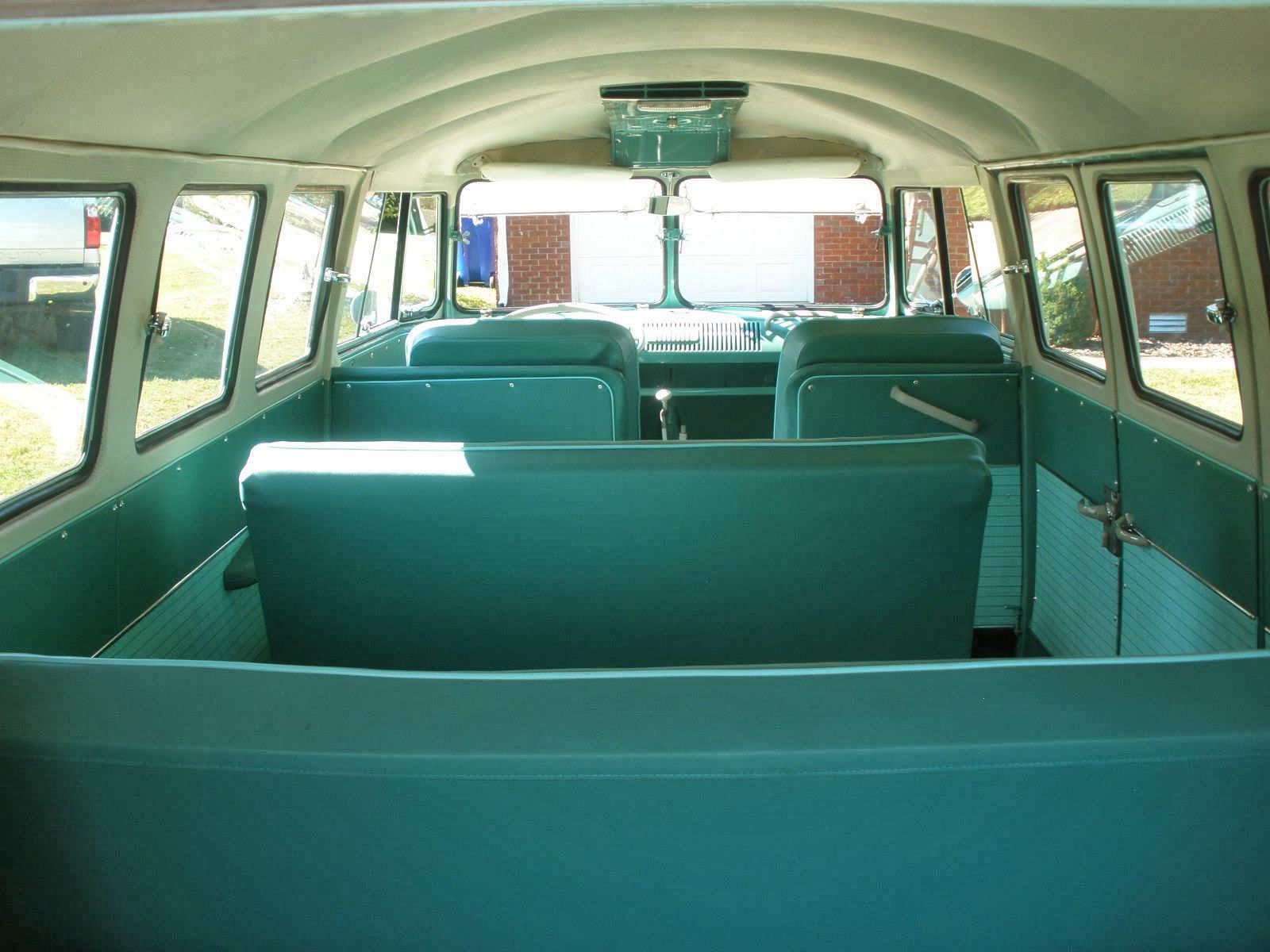 Camper Wiring Harness 1964 Volkswagen Standard Bus Vw Bus