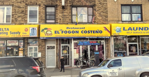 El Fogon Costeno Eat The World Nyc