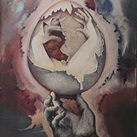 Alfons Oliver Ferrer pintura figurativa