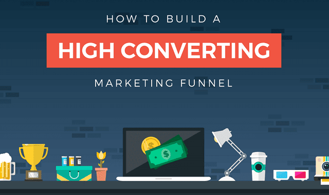 How-To Build A High Converting Marketing Funnel