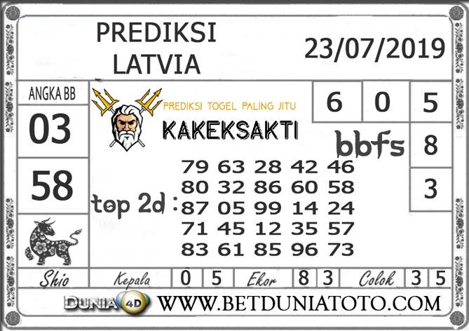 "Prediksi Togel ""LATVIA"" DUNIA4D 23 JULI 2019"