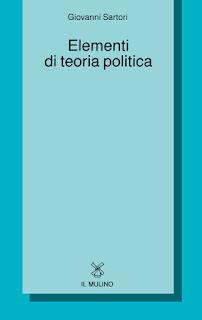 Elementi di teoria politica / Giovanni Sartori.