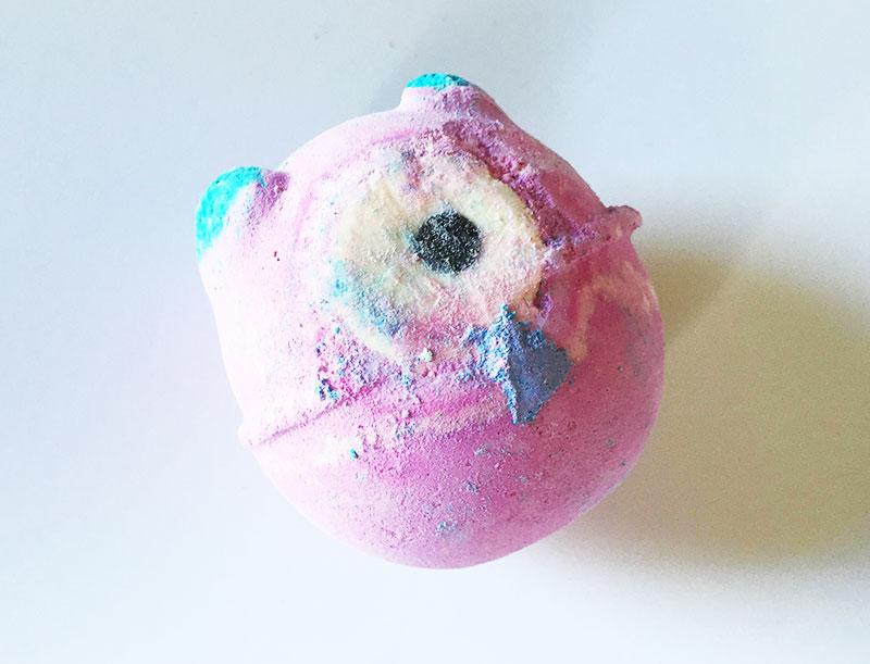 Monster's Ball Bath Bomb