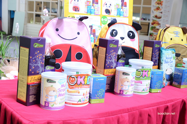 BMS Organics' latest range of healthy foods inspired by Kungfu Panda 3 movie