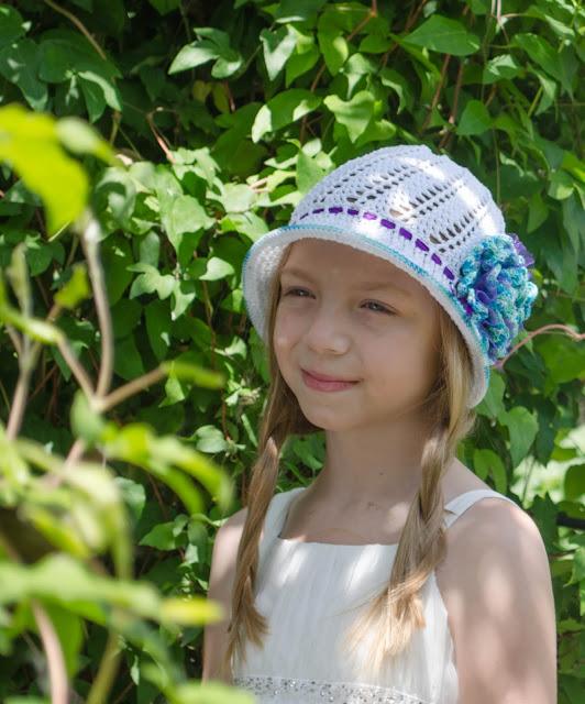 летняя шапка