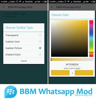 Whatsapp theme change app download