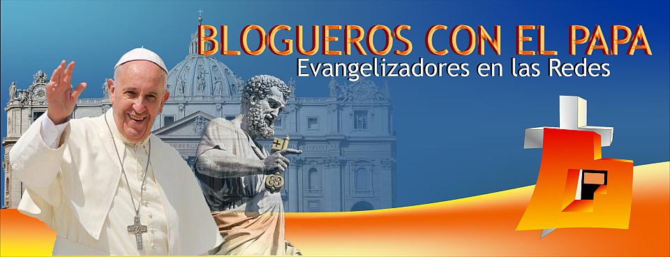 """Asociación """"Blogueros con el Papa"""""""