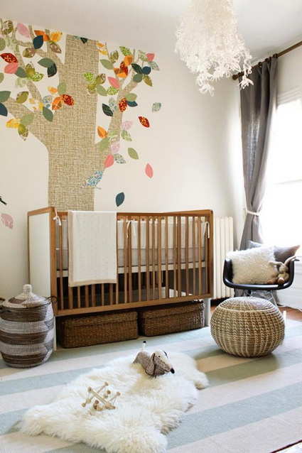 10 charming baby bedrooms 8