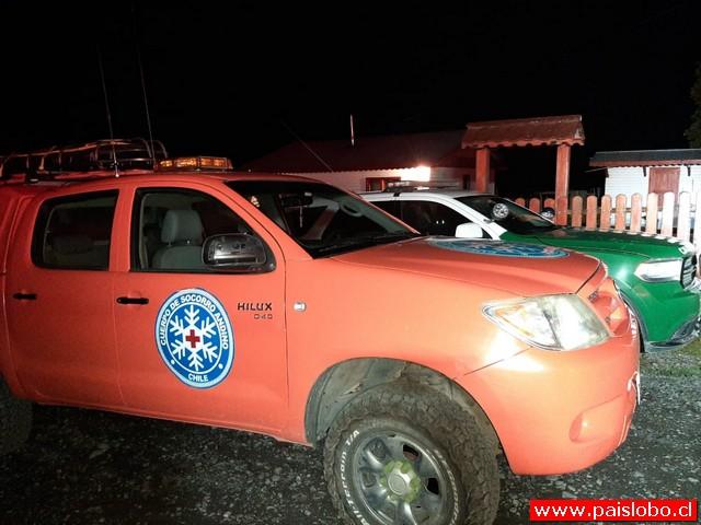 Extraviados en cerro Sarnoso son encontrados este domingo 24